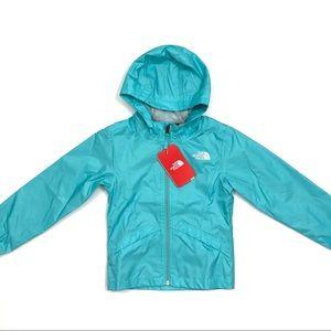 Girls NorthFace Zipline Rain Jacket